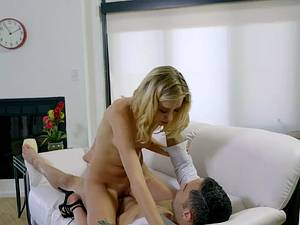 Little tits 18 year old chick Haley Reed and her lascivious stepfather