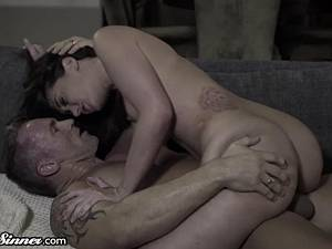 Gia Paige craves her stepdad's cock